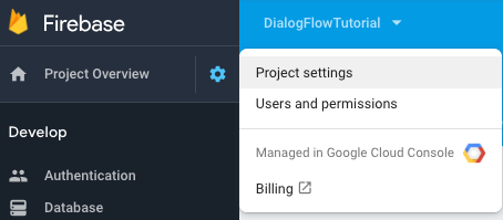 DialogFlow fulfillment - read from Google Firestore and show